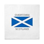 Overtown Scotland Queen Duvet