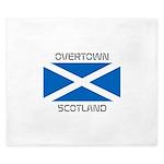 Overtown Scotland King Duvet