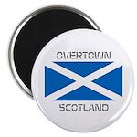 Overtown Scotland Magnet