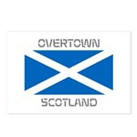 Overtown Scotland Postcards (Package of 8)