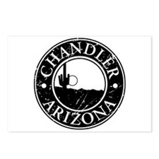 Chandler, AZ Postcards (Package of 8)