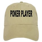 Poker Player Cap
