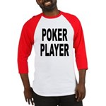 Poker Player Baseball Jersey
