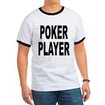Poker Player (Front) Ringer T