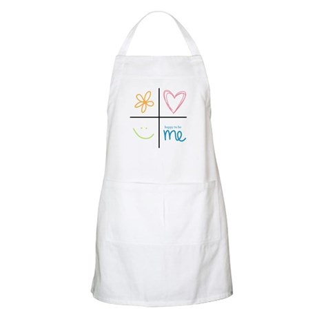 Happy to be me BBQ Apron