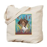 German Shorthair Pointer Tote Bag