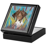 German Shorthair Pointer Keepsake Box