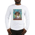 German Shorthair Pointer Long Sleeve T-Shirt