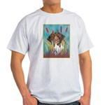 German Shorthair Pointer Ash Grey T-Shirt