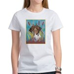 German Shorthair Pointer Women's T-Shirt