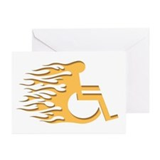 Speed Wheeling Greeting Cards (Pk of 10)