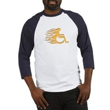 Speed Wheeling Baseball Jersey