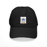 FONTENOT Family Crest Black Cap
