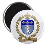 FONTENOT Family Crest Magnet