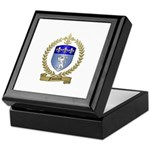 FONTENOT Family Crest Keepsake Box