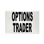 Options Trader Rectangle Magnet (10 pack)