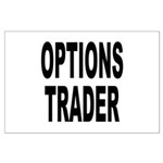 Options Trader Large Poster
