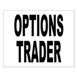 Options Trader Small Poster