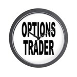 Options Trader Wall Clock
