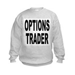 Options Trader Kids Sweatshirt