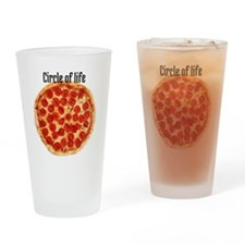 circle of life Drinking Glass