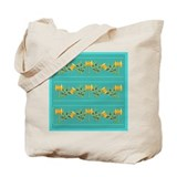 Knossos Labyris & Olives Tote Bag