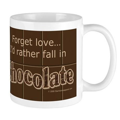 Chocolate lover Mug       