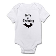 Cute Goth Infant Bodysuit