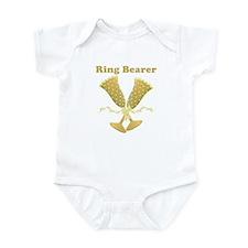Golden Ring Bearer Infant Bodysuit