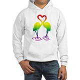Flamingo Pride Hoodie Sweatshirt