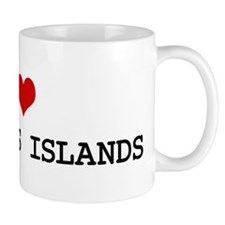 I Heart GALAPAGOS ISLANDS Mug