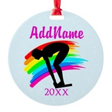 SWIMMING STAR Ornament