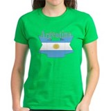 Argentina's flag ribbon Tee