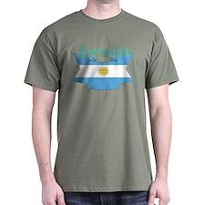 Argentina's flag ribbon T-Shirt