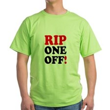 RIP ONE OFF! RED T-Shirt
