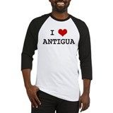 I Heart ANTIGUA Baseball Jersey