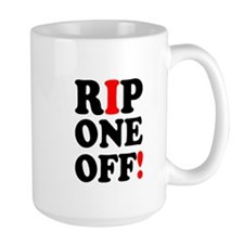 RIP ONE OFF! Mugs