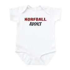 Korfball Addict Infant Bodysuit