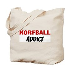 Korfball Addict Tote Bag