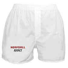 Korfball Addict Boxer Shorts