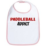 Paddleball Addict Bib
