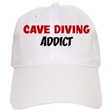 Cave Diving Addict Baseball Cap
