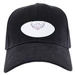 Bat Black Cap