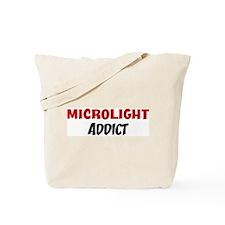 Microlight Addict Tote Bag