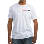 Geobytes Fitted T-shirt (Made in the USA)