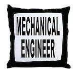 Mechanical Engineer Throw Pillow