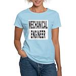 Mechanical Engineer (Front) Women's Pink T-Shirt