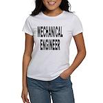 Mechanical Engineer (Front) Women's T-Shirt