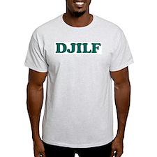 DJILF Ash Grey T-Shirt