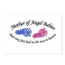 Mom Angels GB Postcards (Package of 8)